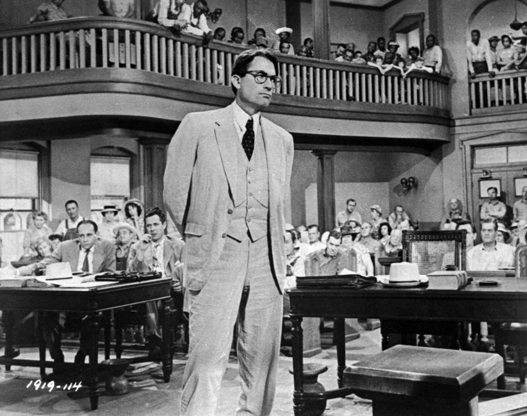 Atticus Finch Gregory Peck