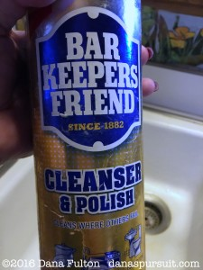 Candle Jar Project Bar Keepers Friend