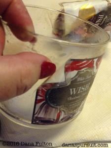 Candle Jar Removing Label