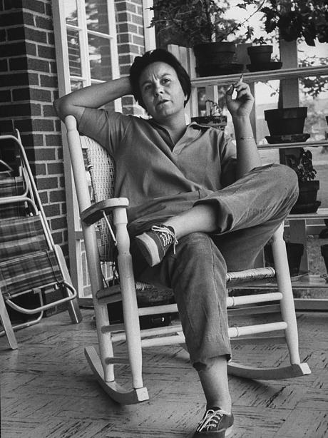 Harper Lee ca 1961