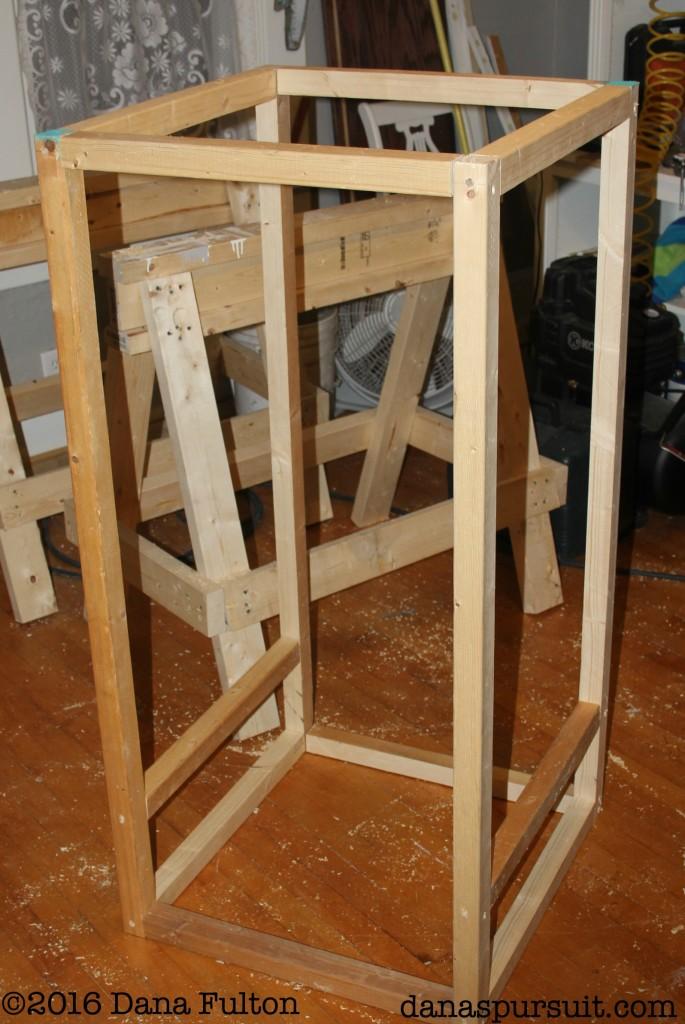 Refridgerator Frame